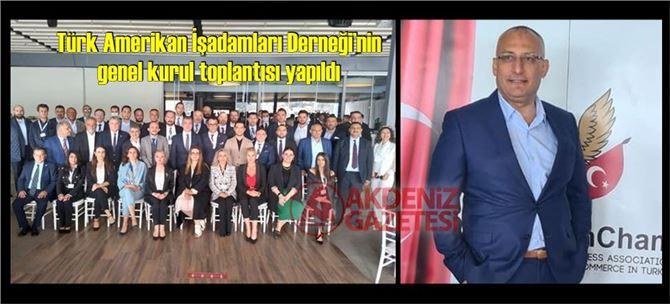Süleyman Alıcı, Türk Amerikan İşadamları Derneği yönetim kurulunda