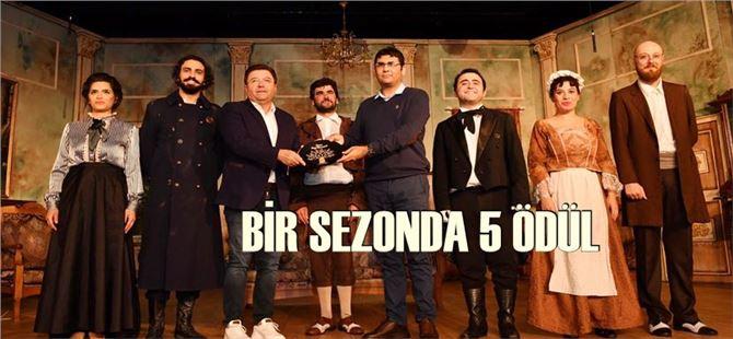Tarsus Şehir Tiyatrosu, İstanbul'dan ödülle dönüyor