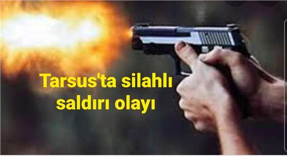 Tarsus'ta MHP'li yöneticinin aracına silahlı saldırı