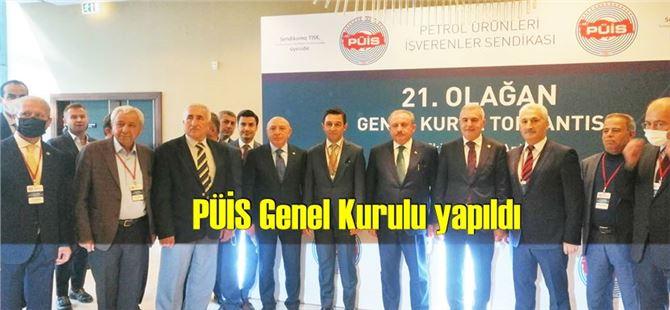 Nihat Kürklü, PÜİS Genel Kuruluna katıldı