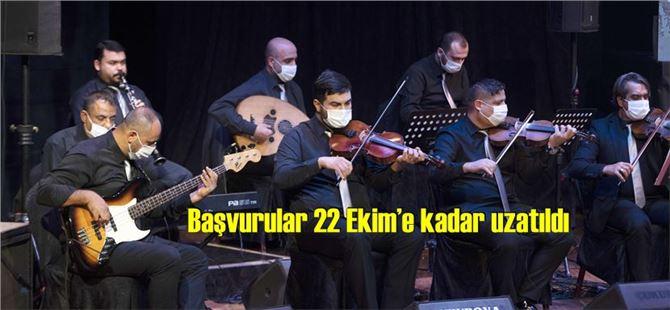 Mersin Büyükşehir, Kent Orkestrası'na 21 Sanatçı Alımı Yapacak