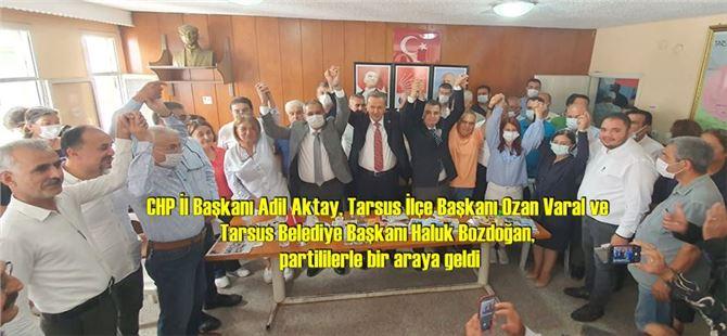 """""""CHP'nin önderlik yaptığı millet ittifakı, halka umudu aşıladı"""""""