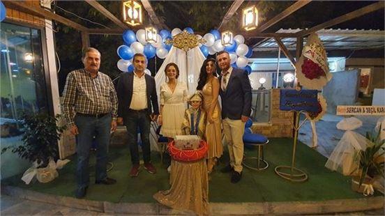 Uygar'ın sünnet düğünü coşku içinde geçti