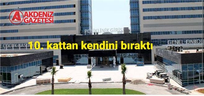 Mersin'de Şehir Hastanesi'nde üzen haber