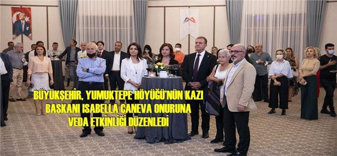 """Seçer: """"Yumuktepe'nin Mersin'e yaraşır bir arkeopark olması için kararlıyız"""""""