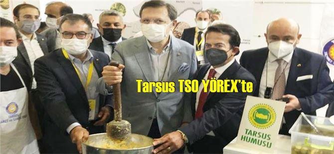 Tarsus TSO YÖREX'te