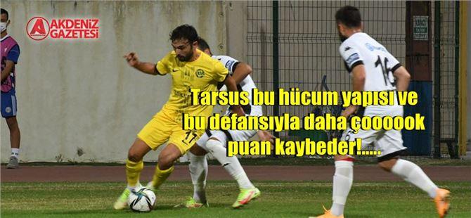 Tarsus İdmanyurdu 1–Nazilli Belediyespor 1