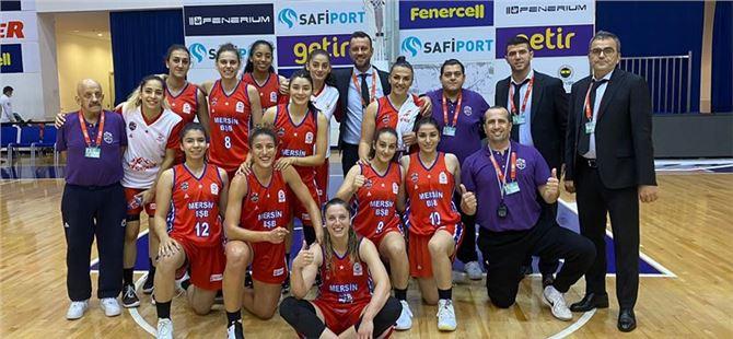 GSK Kadın Basketbol Ekibi, Ligde Emin Adımlarla İlerliyor