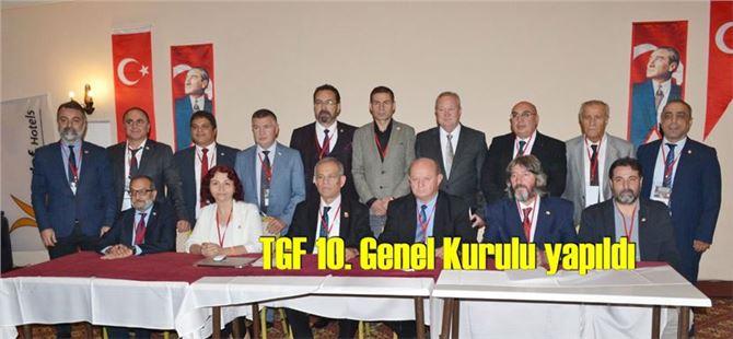 MGC Başkanı Tepe, TGF yönetimine seçildi