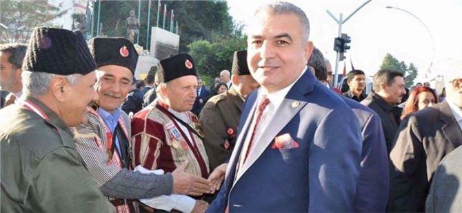Baki Şimşek 29 Ekim Cumhuriyet Bayramını Kutladı.