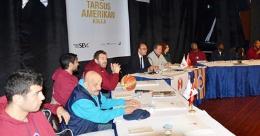Mersin Büyükşehir Belediye Spor Basketbol takımı TAC'da