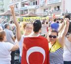 Taksim'e Tarsus'tan Destek -Video İzle