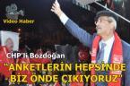 CHP'li Haluk Bozdoğan